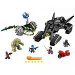 Batman™: Lovitura din canal Killer Croc™ LEGO Superheroes