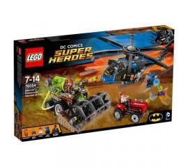 Batman™: Recolta de spaima Scarecrow™ LEGO Superheroes