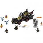 Batmobilul suprem LEGO Batman Movie