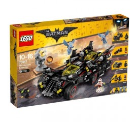 Batmobilul suprem LEGO Batman Movie