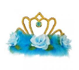 Accesoriu deghizare Coroana Blue Rose