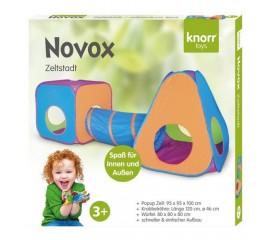 Ansamblu corturi de joaca Novox
