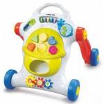 Antemergator Baby Steps