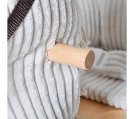 Calut balansoar cu protectii laterale Sandy
