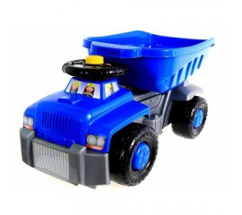 Camion basculant Carrier blue