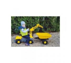 Camion cu excavator rotativ Pick Up