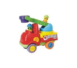 Camion cu scara Pompieri