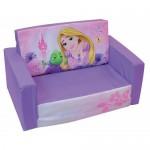 Canapea extensibila din burete Disney Princess