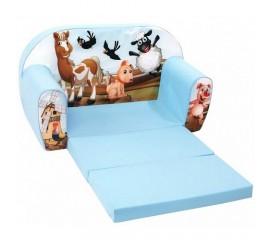 Canapea extensibila din burete Happy Farm