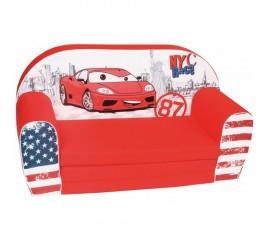 Canapea extensibila din burete NYC Race