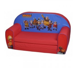 Canapea extensibila din burete Wickie