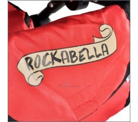 Carucior 2 in 1 pentru papusi Salsa Rockabella