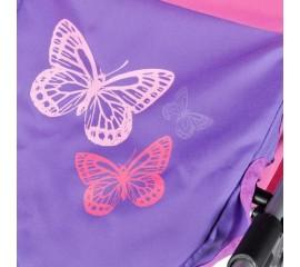 Carucior pentru papusi One Purple