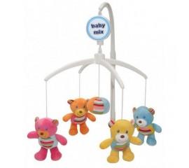 Carusel muzical Bears Gang