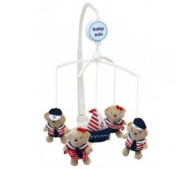 Carusel muzical Sailor Babies