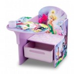 Scaun multifunctional din lemn Disney Fairies