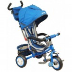 Tricicleta multifunctionala Sunny Steps Blue