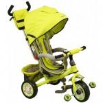 Tricicleta multifunctionala Sunny Steps Green
