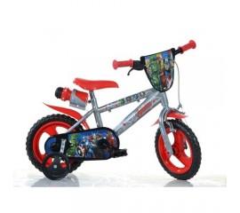 Bicicleta copii Avengers 12 inch - Dino Bikes-412AV