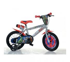 Bicicleta copii Avengers 14 inch - Dino Bikes