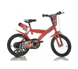 Bicicleta copii Cars2 16 inch - Dino Bikes