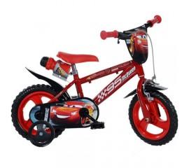 Bicicleta Cars 3 12 inch - Dino Bikes