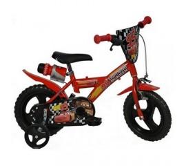 Bicicleta copii Cars2 12 inch - Dino Bikes