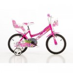 Bicicleta 14 inch 146 RN Roz - Dino Bikes