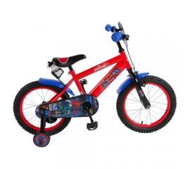 Bicicleta copii E&L Spiderman 16 inch