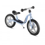 Bicicleta fara pedale 12 inch albastru - Puky