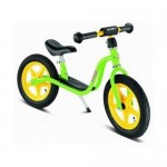 Bicicleta fara pedale 12 inch verde - Puky
