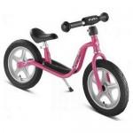 Bicicleta fara pedale 12 inch roz - Puky