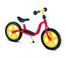 Bicicleta fara pedale 12 inch rosu - Puky PK4003