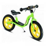 Bicicleta fara pedale 12 inch verde - Puky PK4035