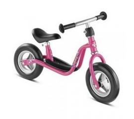 Bicicleta fara pedale roz - Puky