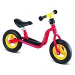 Bicicleta fara pedale rosu - Puky