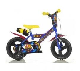 Bicicleta copii FC Barcelona 12 inch - Dino Bikes
