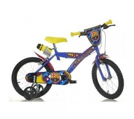 Bicicleta copii FC Barcelona 14 inch - Dino Bikes