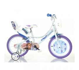 Bicicleta copii Frozen 14 inch - Dino Bikes