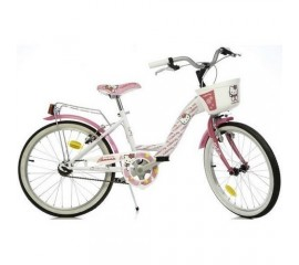 Bicicleta copii Hello Kitty 20 inch - Dino Bikes