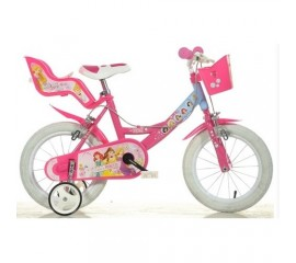 Bicicleta copii Princess 14 inch - Dino Bikes