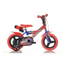 Bicicleta copii Spiderman 12 inch - Dino Bikes