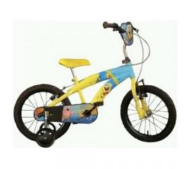 Bicicleta copii Spongebob 16 inch - Dino Bikes