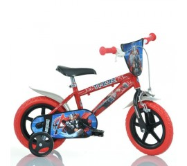 Bicicleta copii Thor 12 inch - Dino Bikes