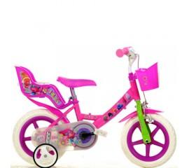 Bicicleta Trolls 12 inch - Dino Bikes
