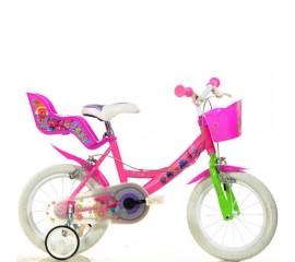 Bicicleta Trolls 14 inch - Dino Bikes