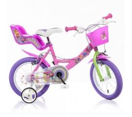 Bicicleta Trolls 16 inch - Dino Bikes