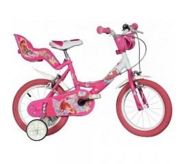 Bicicleta copii Winx 14 inch - Dino Bikes