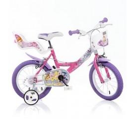 Bicicleta copii Winx 16 inch - Dino Bikes