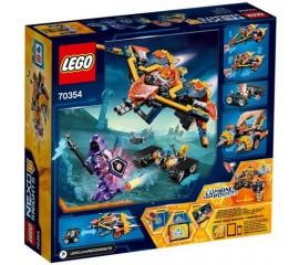 Bubuitorul lui Axl LEGO Nexo Knights